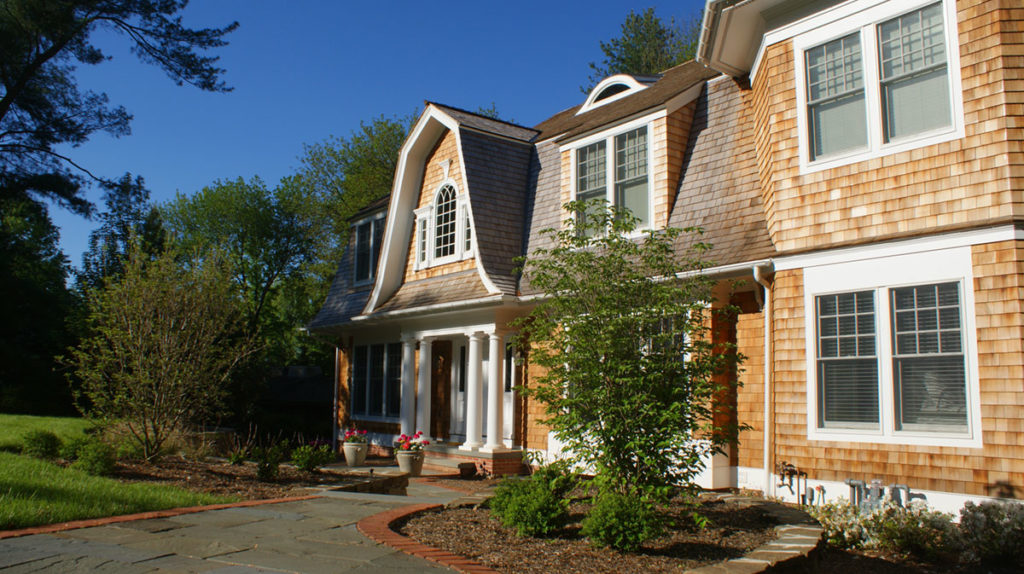 PAIHomes Shingle Style Home Design In Short Hills NJ