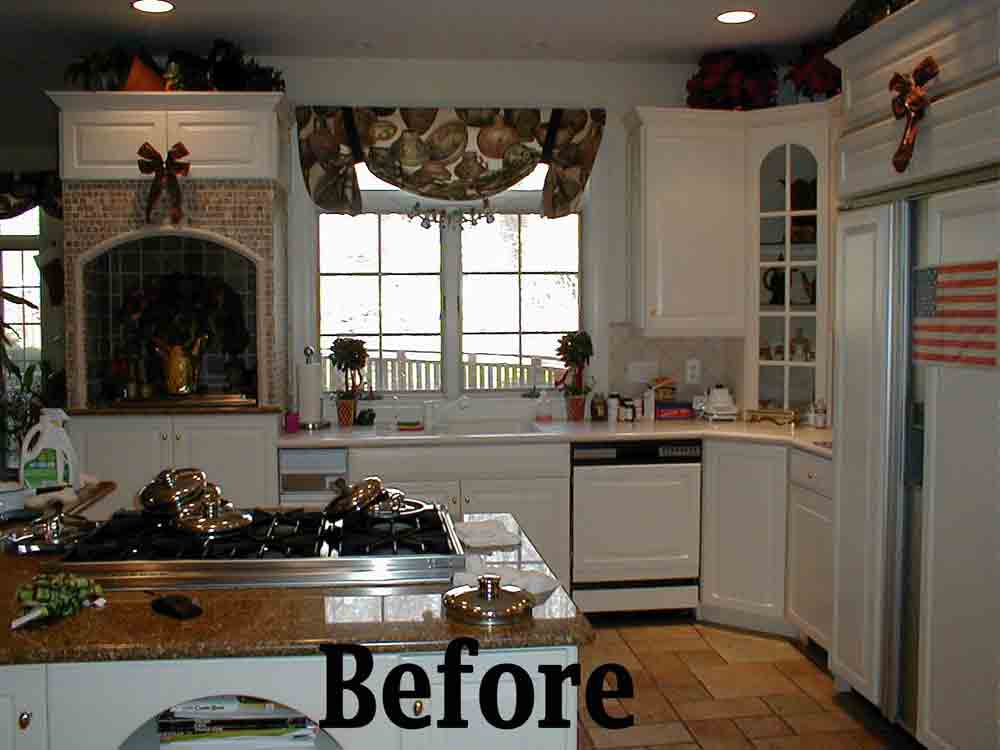 Kitchen Family Room Addition - PAIHomes