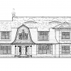 Shingle style classic rendring 7