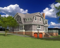 Shingle style classic rendring 1