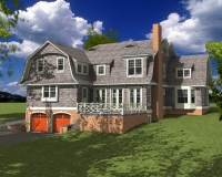 Shingle style classic rendring 2