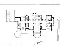 Shingle Style Country-1st-floor-plan